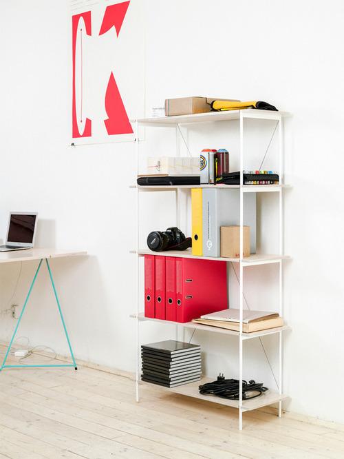 mtrlmtrl: Shelf One, Master&Master