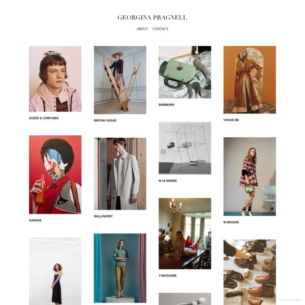 Georgina Pragnell SET DESIGN