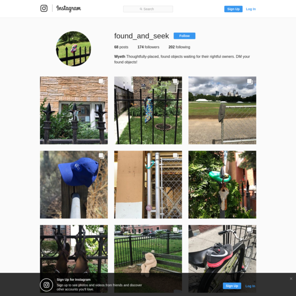 174 Followers, 202 Following, 68 Posts - See Instagram photos and videos from Wyeth (@found_and_seek)