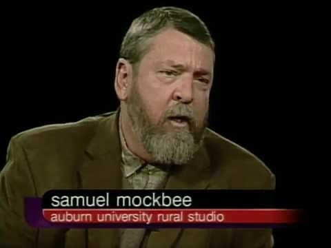 Samuel Mockbee interview on Rural Studio (2000)