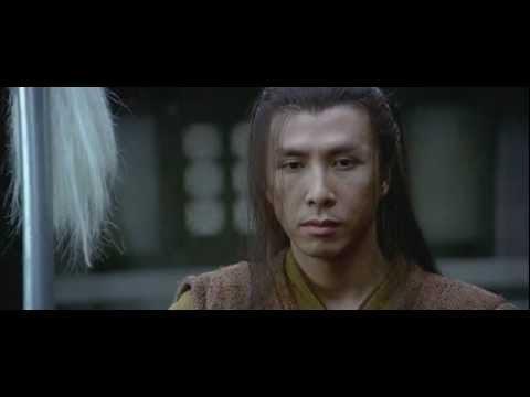 [1080p] Hero (2004) Jet Li vs. Donnie Yen - Chess Courtyard fight