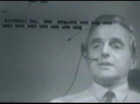 Douglas Engelbart : The Mother of All Demos (1/9)