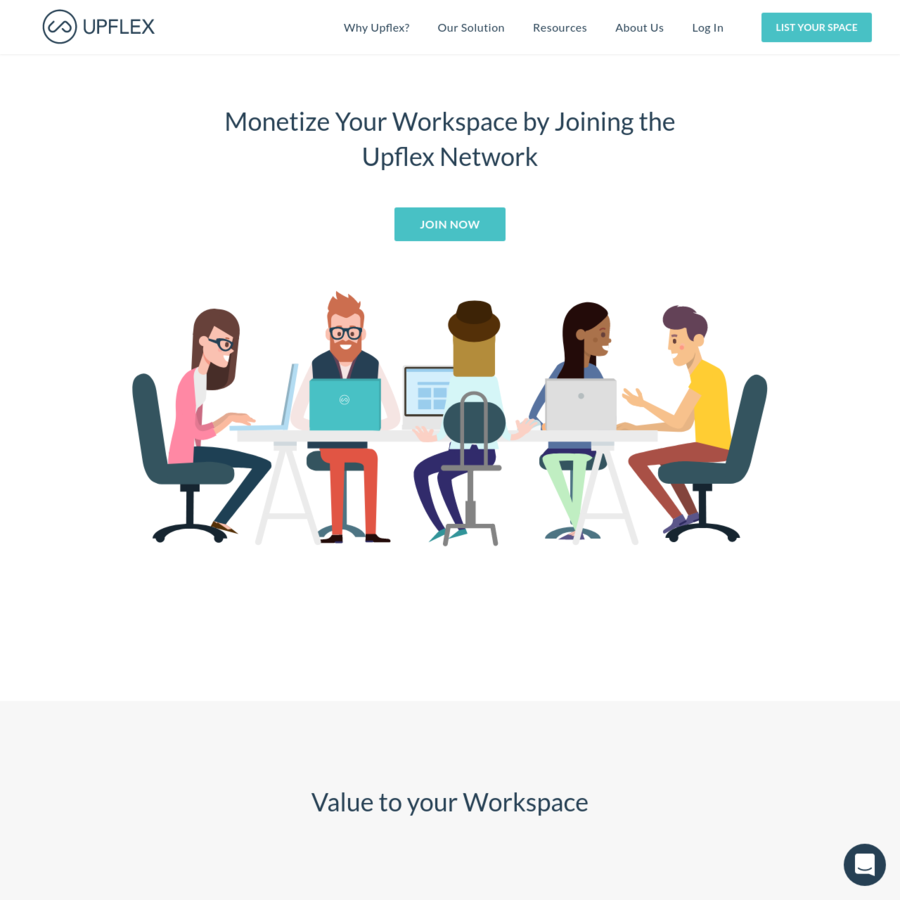 Workville is excited about the launch of Upflex, a global network of upscale workspaces.It's a brilliant solution for the growing demands of the workspace market. Our mission here is to provide a friendly and productive workspace in NYC - and we know that when our members travel for business they miss the Workville experience.