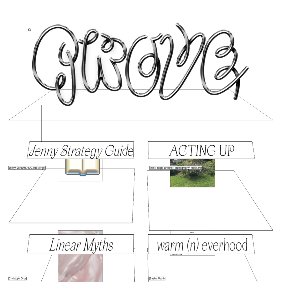 Website for GROVE Journal