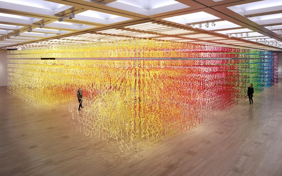 Emmanuelle Moureaux, Forest of Numbers