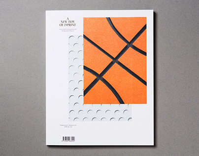 Chapter 2 designed as a guest designer for A New Type of Imprint.