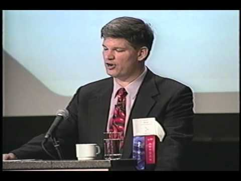 "Guy Steele's keynote at the 1998 ACM OOPSLA conference on ""Growing a Language"" discusses the importance of and issues associated with designing a programming language that can be grown by its users. ACM OOPSLA conference Speaker: Guy L. Steele Jr."