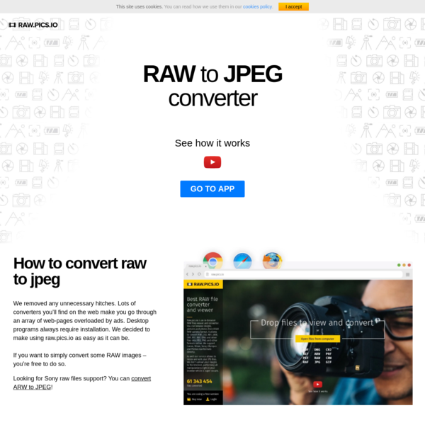 how to convert raw to jpeg nikon