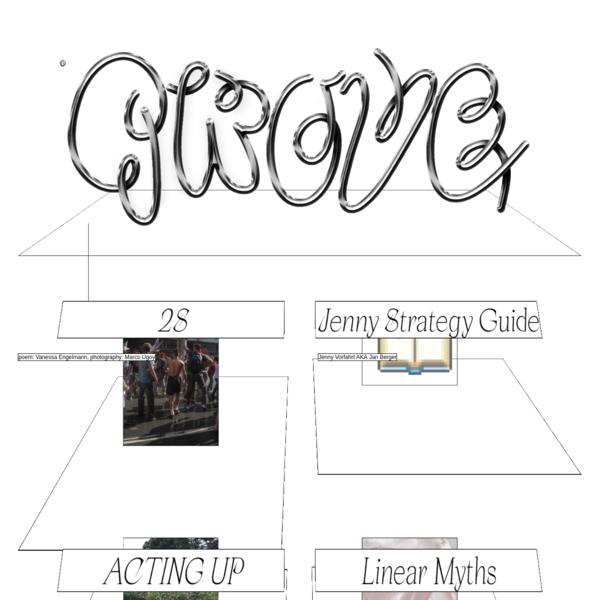 Website for GROVE Journal