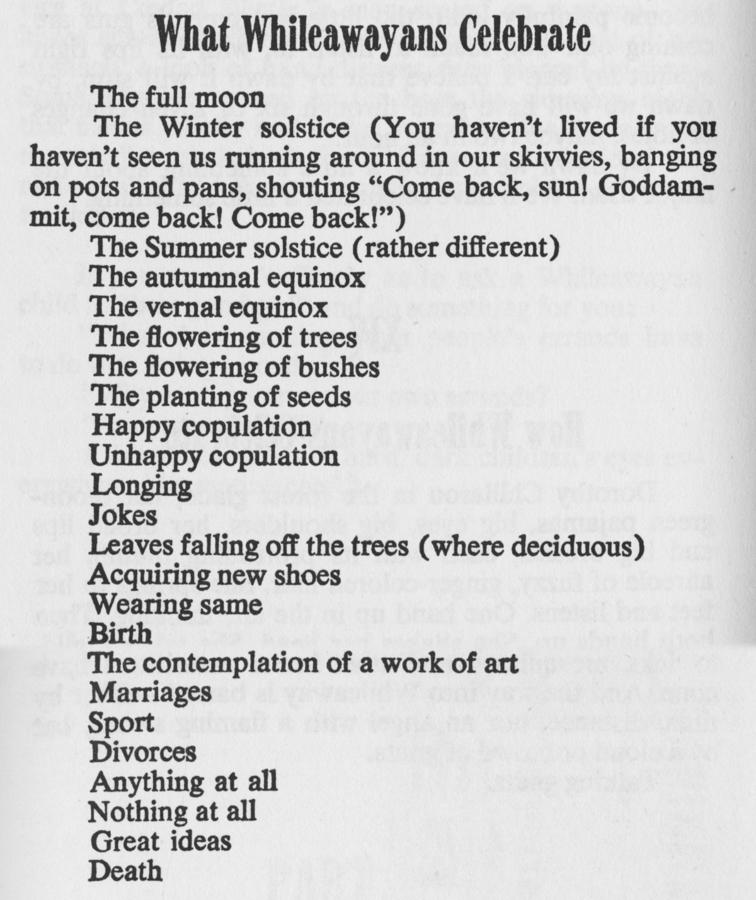 Russ, Joanna, _The Female Man_ [1975] (Boston: Beacon Press, 1986), pp. 102–3.