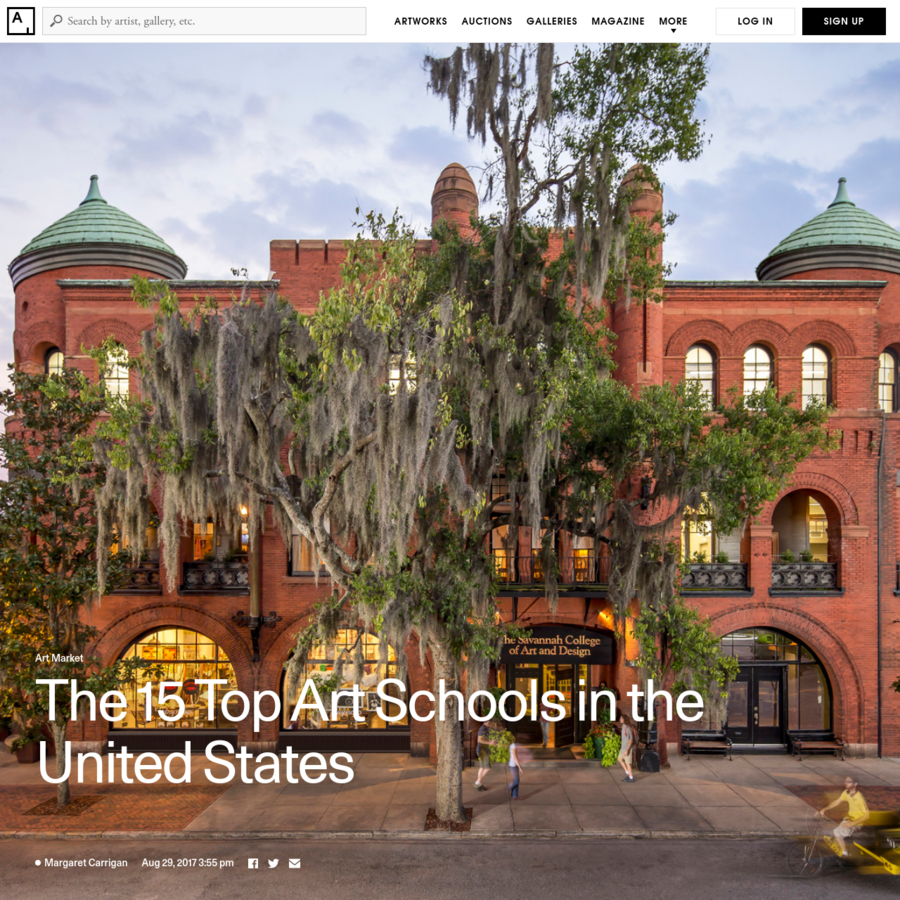 Artists don't need a Master of Fine Arts to make it big, but it certainly can't hurt. If you're taking the plunge, here are 15 American schools to consider.
