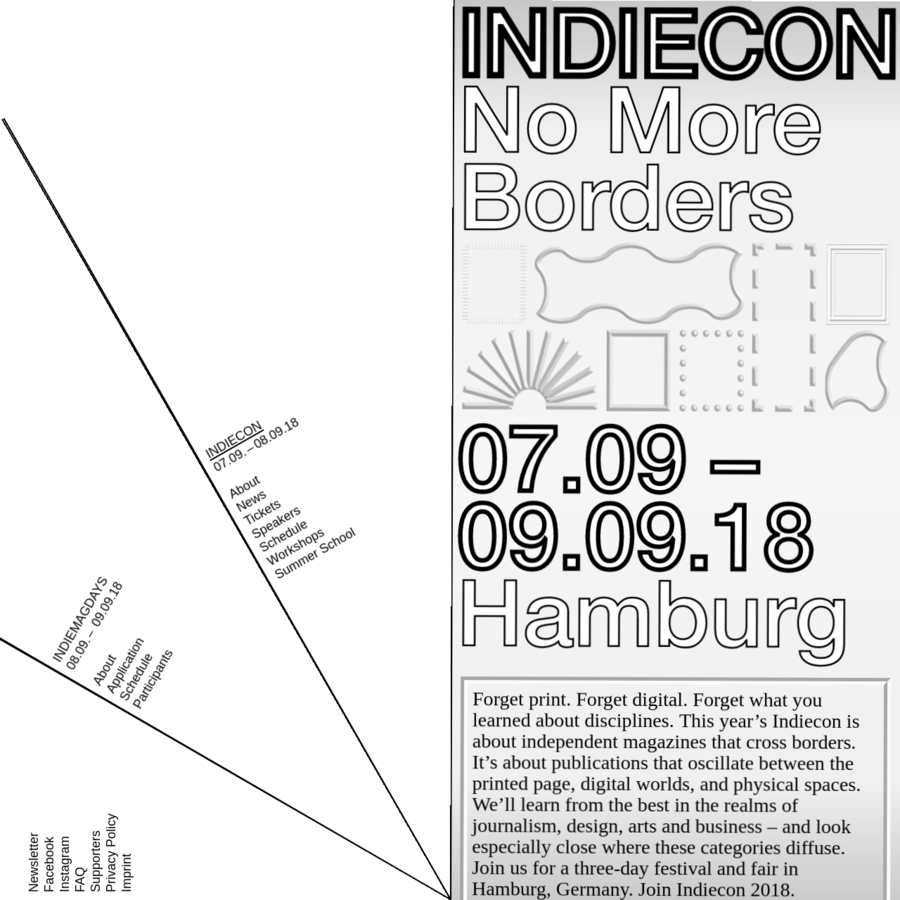 The Independent Magazine Festival