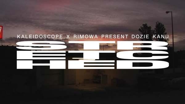 KALEIDOSCOPE X RIMOWA present DOZIE KANU. STRETCHED