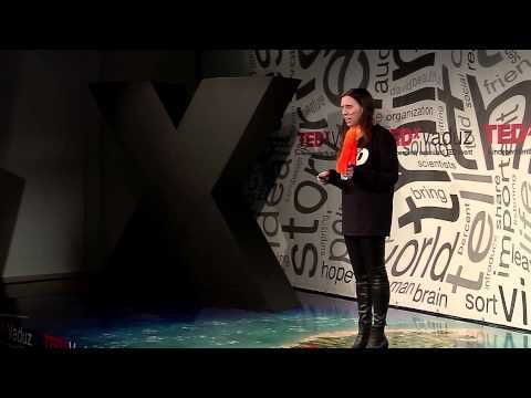 Learning from the MA-1 -- the future of luxury branding: Emily Segal at TEDxVaduz