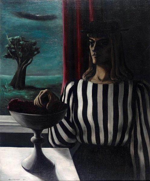 Self Portrait, Gertrude #Abercrombie, 1940. https://t.co/brDsCAHDkX