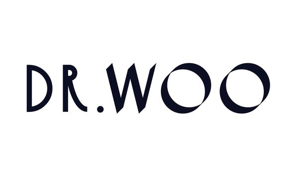 Logo for a tattooist. More: https://abstractoffice.xyz/studio/2017/6/30/dr-woo-tattooist