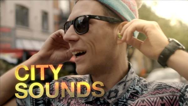 Cee-Roo - City Sounds