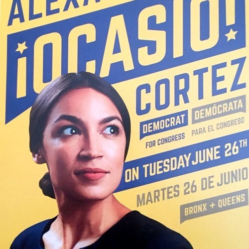 Alexandra Ocasio-Cortez, a White House without culture, John Carreyrou's Bad Blood, early Ivan Chermayeff book covers
