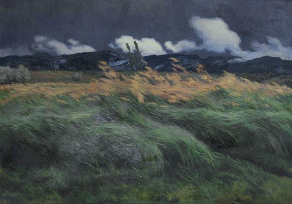 Louis Patru - Landscape - 1895-1905 . https://t.co/vJHkSKJgUb
