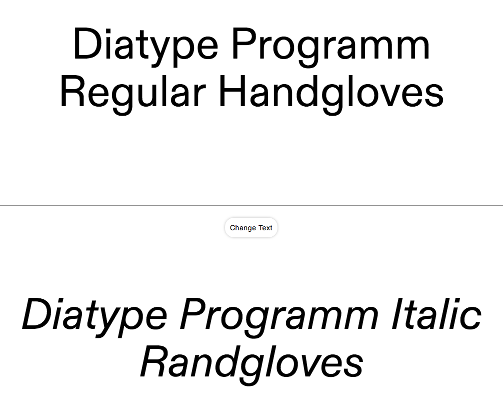 Are na / Fonts I Want to Use
