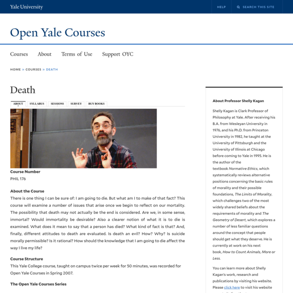 Most of the lectures and course material within Open Yale Courses are licensed under a Creative Commons Attribution-Noncommercial-Share Alike 3.0 license. Unless explicitly set forth in the applicable Credits section of a lecture, third-party content is not covered under the Creative Commons license.