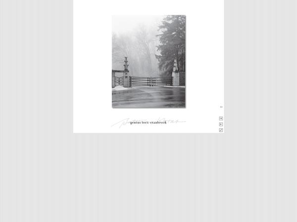 Photographs of Cranbrook by Balthazar Korab