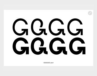 Increase Typeface