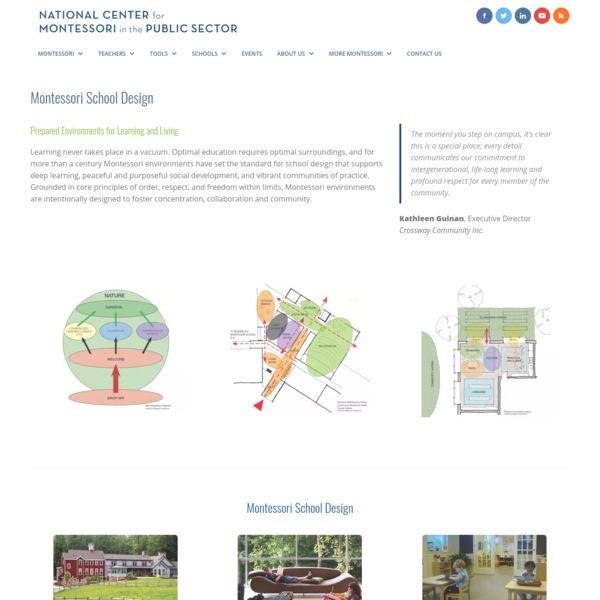 Montessori School Design - National Center for Montessori in the Public Sector