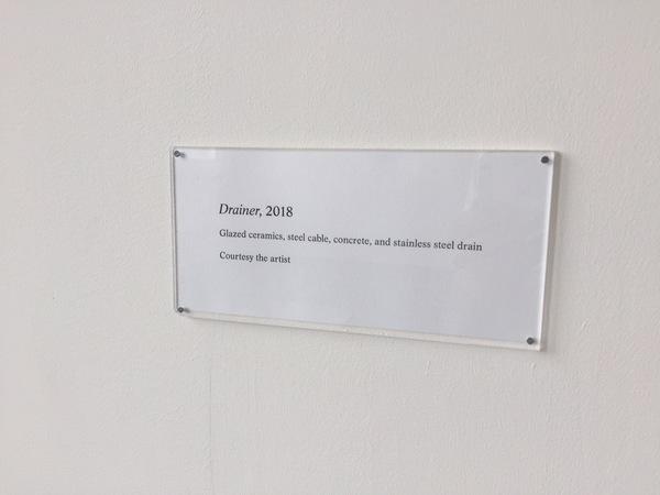 MoMA PS1, _Julia Phillips: Failure Detection_, 2018.