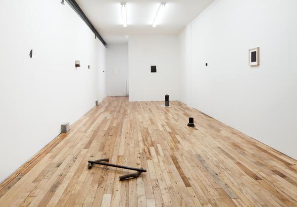 2012.03 Bill Walton, Bill Walton, Installation view, 2012