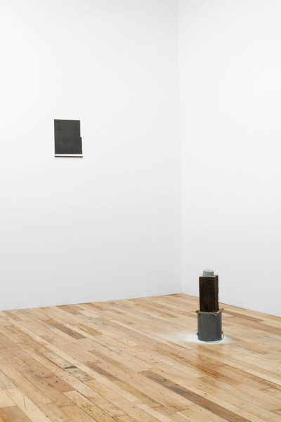 Bill Walton, Installation view, 2012