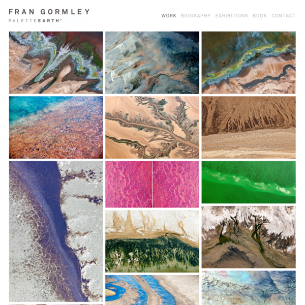 Abstract Aerial Photography by Fran Gormley