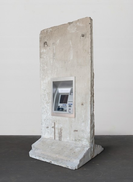 """<p><a href=""""http://lafilleblanc.tumblr.com/post/175848163626/elmgreen-dragset-statue-of-liberty-2018"""" class=""""tumblr_blog"""">lafilleblanc</a>:</p> <blockquote> <p>Elmgreen & Dragset </p> <p>Statue of Liberty, 2018 <br></p> <p>Original section of the Berlin wall, cash machine, stainless steel<br></p> <p>artbasel.com</p> </blockquote>"""