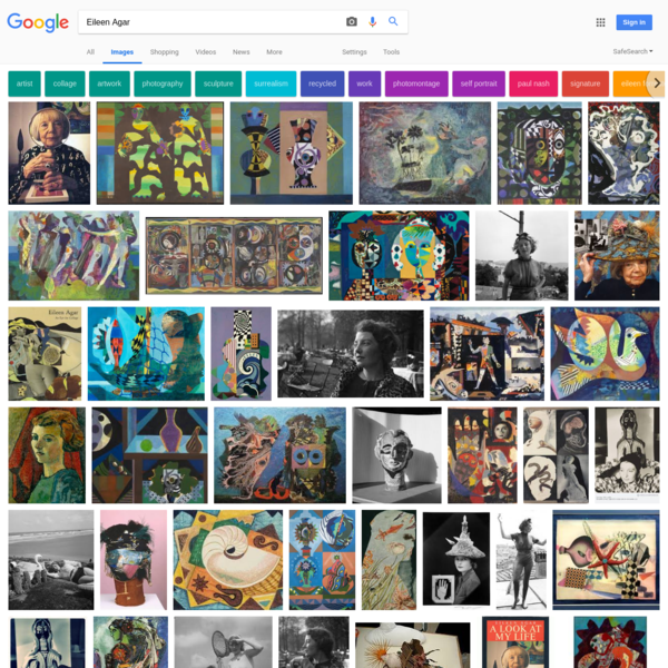 Eileen Agar - Google Search