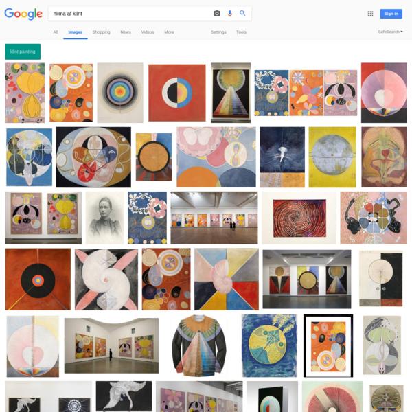 hilma af klint - Google Search
