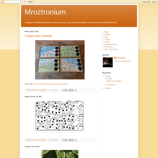 Mroztronium