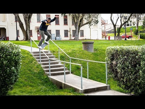 No soundtrack, just the sweet sounds of Ishod demolishing everything in his path. This Rough Cut features bonus bangers and even a few body-jarring slams to remind us he's human. Enjoy... Keep up with Thrasher Magazine here: http://www.thrashermagazine.com http://www.facebook.com/thrashermagazine http://www.instagram.com/thrashermag http://www.twitter.com/thrashermag