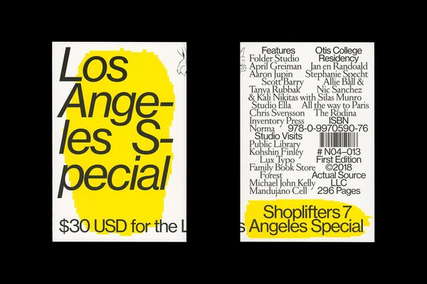 Shoplifters Issue #7 by Actual Source
