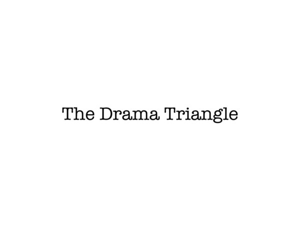 thedramatriangle-160113001012.pdf