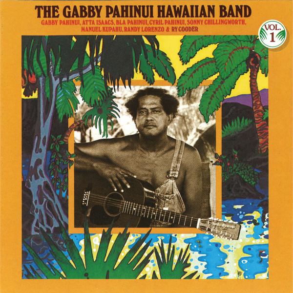 Gabby Pahinui — Gabby Pahinui Hawaiian Band, Vol. 1
