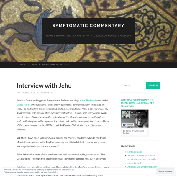 Interview with Jehu