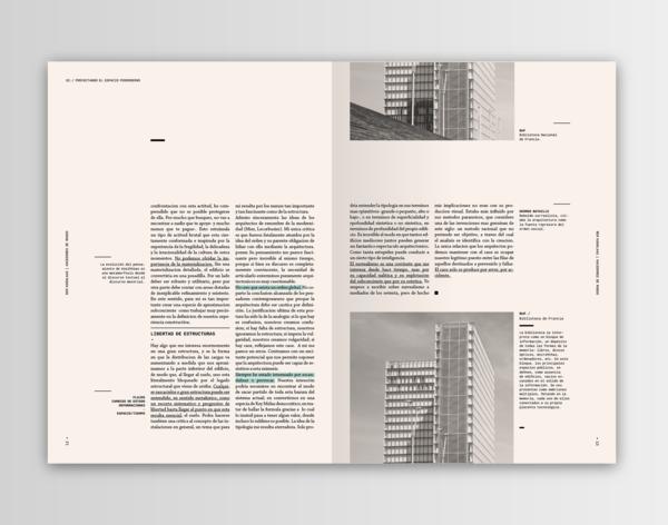 architecture + typography 1
