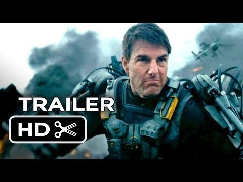 Watch the TRAILER REVIEW: http://goo.gl/5D7JDP Subscribe to TRAILERS: http://bit.ly/sxaw6h Subscribe to COMING SOON: http://bit.ly/H2vZUn Like us on FACEBOOK: http://goo.gl/dHs73 Edge Of Tomorrow Official Trailer #1 (2014) - Tom Cruise, Emily Blunt Movie HD The epic action of Edge of Tomorrow unfolds in a near future in which an alien race has hit the Earth in an unrelenting assault, unbeatable by any military unit in the world.