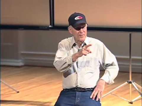 Artist Robert Irwin, the 2009 Thomas Jefferson Foundation Medalist in Architecture