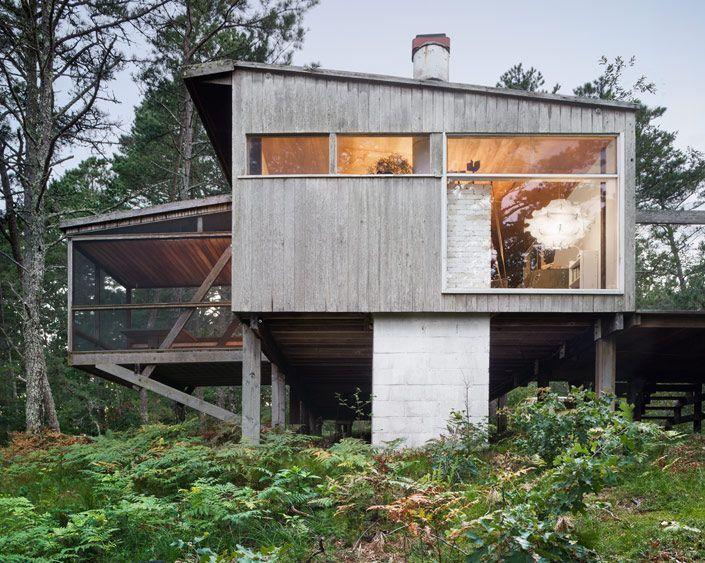 Marcel Breuer - kepe House