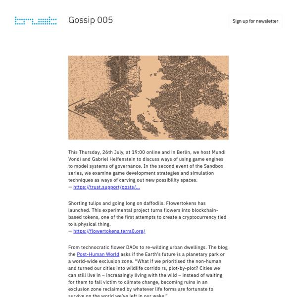 Gossip 005