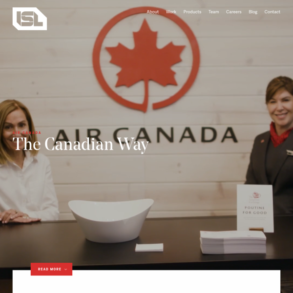 Air Canada: The Canadian Way
