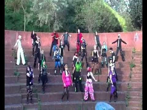 Aufgrund dummer und unpassenden Kommis werden keine mehr zugelassen!!! Unser Tanzvideo mit der ganzen Gruppe im landschaftspark nord