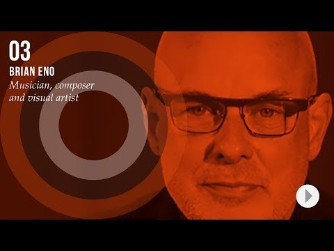 Andrew Carnegie Lecture Series - Brian Eno