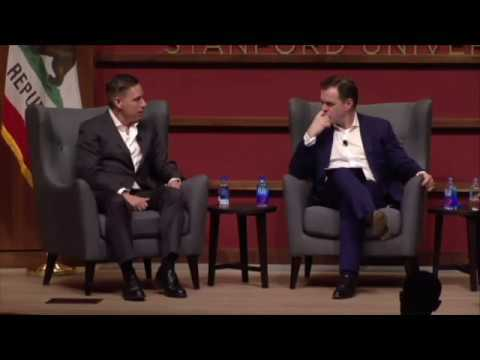 """Peter Thiel: """"Crypto Is Libertarian, AI Is Communist"""""""